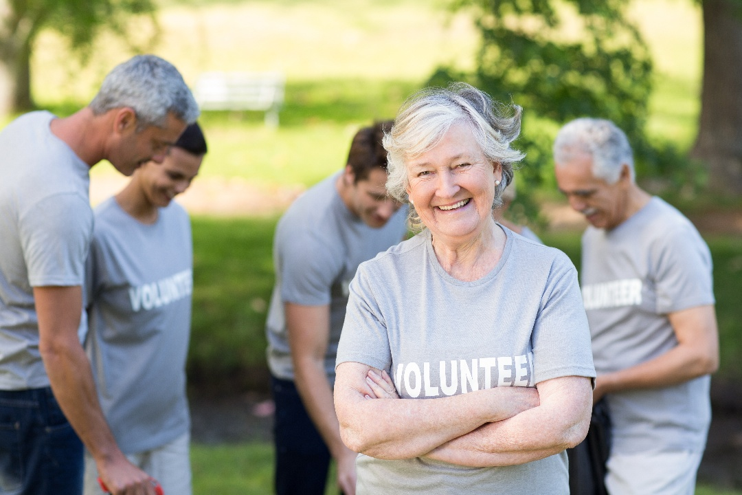 charitable contributions in retirement