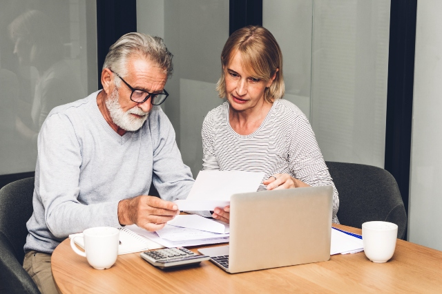 Senior Parent Finances